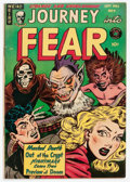 Golden Age (1938-1955):Horror, Journey Into Fear #9 (Superior Comics, 1952) Condition: FN/VF....