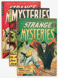 Golden Age (1938-1955):Horror, Mysteries/Strange Mysteries Group of 6 (Superior Comics,1952-54).... (Total: 6 Comic Books)