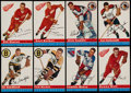 Hockey Cards:Lots, 1954 Topps Hockey Card collection (36). ...