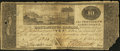 Canadian Currency: , Kingston, UC- Bank of Upper Canada $10 May 1, 1819 Ch. # 765-10-16....