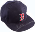 Autographs:Letters, Ted Williams Boston Red Sox Signed Hat....