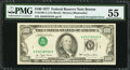Error Notes:Inverted Third Printings, Fr. 2168-A $100 1977 Federal Reserve Note. PMG About Uncirculated55.. ...