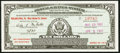 Miscellaneous:Other, Postal Savings System Series 1917 $10 Certificate Issued atPhiladelphia, PA (West Market St. Station) April 1, 1937.. ...