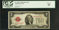 Small Size:Legal Tender Notes, Fr. 1501* $2 1928 Legal Tender Star Note. PCGS Very Fine 20.. ...