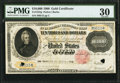 Large Size:Gold Certificates, Fr. 1225g $10,000 1900 Gold Certificate PMG Very Fine 30.. ...