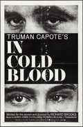 """Movie Posters:Crime, In Cold Blood (Columbia, 1967). One Sheet (27"""" X 41""""). Crime.. ..."""