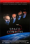 "Movie Posters:Adventure, Space Cowboys (Warner Brothers, 2000). One Sheets (2) (27"" X 40"")DS Regular & Advance. Adventure.. ... (Total: 2 Items)"