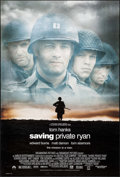"Movie Posters:War, Saving Private Ryan (Paramount, 1998). One Sheet (27"" X 40"") DS.War.. ..."