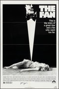 """Movie Posters:Drama, The Fan (Paramount, 1981). Autographed One Sheet (27"""" X 41""""). Drama.. ..."""