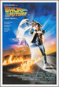 """Movie Posters:Science Fiction, Back to the Future (Universal, 1985). Australian One Sheet (27"""" X40""""). Science Fiction.. ..."""