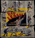 Baseball Cards:Unopened Packs/Display Boxes, 1938 R326 Goudey Big League Wrapper. ...