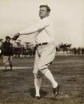 Baseball Collectibles:Photos, Late 1920's Babe Ruth Original Photograph by Thorne, PSA/DNA, Type1....