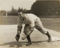 Baseball Collectibles:Photos, 1920's Lou Gehrig Original News Photograph by Thorne Studio,PSA/DNA Type 1. ...