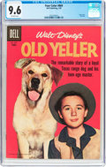Silver Age (1956-1969):Adventure, Four Color #869 Old Yeller (Dell, 1958) CGC NM+ 9.6 Off-white pages....