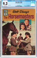Silver Age (1956-1969):Miscellaneous, Four Color #1260 The Horsemasters (Dell, 1961) CGC NM- 9.2 Off-white pages....