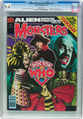 Magazines:Horror, Famous Monsters of Filmland #155 (Warren, 1979) CGC NM 9.4 White pages....