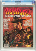 Magazines:Miscellaneous, Warren Presents #14 Rex Havoc (Warren, 1981) CGC NM+ 9.6 Off-whitepages....