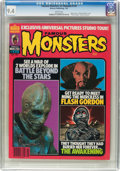 Magazines:Horror, Famous Monsters of Filmland #170 (Warren, 1981) CGC NM 9.4 White pages....