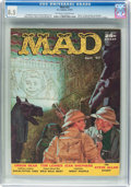 Magazines:Mad, MAD #32 (EC, 1957) CGC VF+ 8.5 Off-white to white pages....