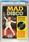 Magazines:Mad, MAD Disco #nn Gaines File Copy (EC, 1980) CGC NM/MT 9.8 Off-whiteto white pages....