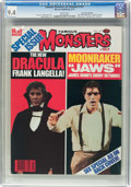 Magazines:Horror, Famous Monsters of Filmland #157 Don Rosa Collection Pedigree (Warren, 1979) CGC NM 9.4 White pages....