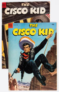 Golden Age (1938-1955):Western, The Cisco Kid #20 and 21 Group (Dell, 1954).... (Total: 2 Comic Books)