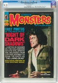 Magazines:Horror, Famous Monsters of Filmland #88 (Warren, 1972) CGC NM- 9.2 Off-white pages....