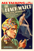 "Movie Posters:Adventure, The Black Watch (Fox, 1929). One Sheet (27"" X 41"").. ..."