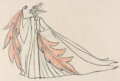 Animation Art:Production Drawing, Sleeping Beauty Maleficent Animation Drawing (Walt Disney,1959).. ...
