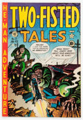 Golden Age (1938-1955):War, Two-Fisted Tales #25 (EC, 1952) Condition: FN+....