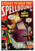 Golden Age (1938-1955):Horror, Spellbound #11 (Atlas, 1953) Condition: FN+....