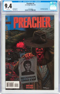 Modern Age (1980-Present):Horror, Preacher #2 (DC, 1995) CGC NM 9.4 White pages....