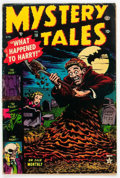 Golden Age (1938-1955):Horror, Mystery Tales #10 (Atlas, 1953) Condition: VG+....