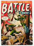 Golden Age (1938-1955):War, Battle #9 (Marvel, 1952) Condition: FN....