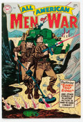 Golden Age (1938-1955):War, All-American Men of War #17 (DC, 1955) Condition: FN+....