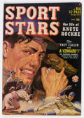 Golden Age (1938-1955):Miscellaneous, Sport Stars #1 (Marvel, 1949) Condition: FN+....