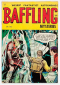 Golden Age (1938-1955):Horror, Baffling Mysteries #24 (Ace, 1955) Condition: FN+....
