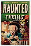 Golden Age (1938-1955):Horror, Haunted Thrills #8 (Farrell, 1953) Condition: FN+....