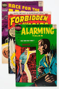 Golden Age (1938-1955):Horror, Comic Books - Assorted Golden Age Horror Comics Group of 12(Various Publishers, 1950s) Condition: Average VG.... (Total: 12Comic Books)