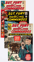 Silver Age (1956-1969):War, Sgt. Fury and His Howling Commandos Group of 15 (Marvel, 1965-67) Condition: Average FN/VF.... (Total: 15 Comic Books)