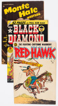 Golden Age (1938-1955):Western, Golden Age Western Group of 9 (Various Publishers, 1950s) Condition: Average FN.... (Total: 9 Comic Books)