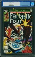 Modern Age (1980-Present):Superhero, Fantastic Four #227 (Marvel, 1981) CGC NM 9.4 Off-white to white pages.