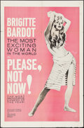 """Movie Posters:Foreign, Please, Not Now! (International Classics, 1963). One Sheet (27"""" X 41""""). Foreign.. ..."""