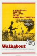 "Movie Posters:Adventure, Walkabout (20th Century Fox, 1971). International One Sheet (27"" X41"") Style B. Adventure.. ..."