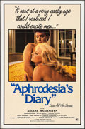 """Movie Posters:Adult, Aphrodesia's Diary & Other Lot (Audubon, 1984). One Sheets (2) (27"""" X 41"""", 28"""" X) 42. Adult.. ... (Total: 2 Items)"""
