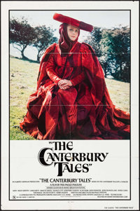 "The Canterbury Tales & Other Lot (Aidart, 1980). One Sheets (2) (27"" X 41""). Drama. ... (Total: 2 Item..."