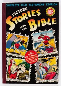 Picture Stories from the Bible Complete Old Testament Edition (EC, 1943) Condition: FN