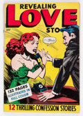 Golden Age (1938-1955):Romance, Fox Giants: Revealing Love Stories (Fox Features Syndicate, 1950)Condition: VG....