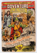 Golden Age (1938-1955):Classics Illustrated, Classics Illustrated Giants: An Illustrated Library of Great Adventure Stories (Gilberton, 1949) Condition: GD....