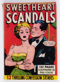 Golden Age (1938-1955):Romance, Fox Giants: Sweetheart Scandals (Fox Features Syndicate, 1950) Condition: VG-....